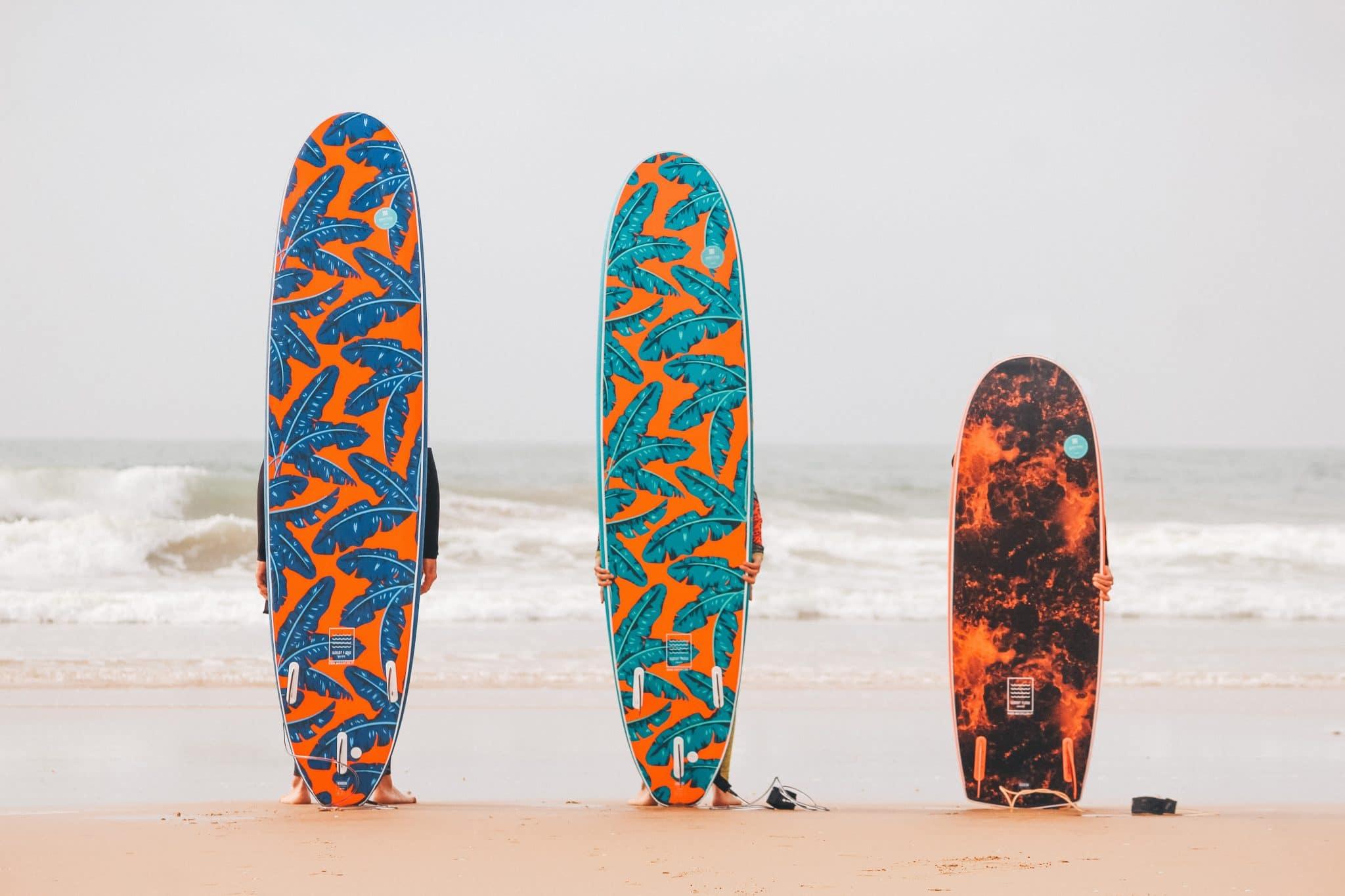 Surf Praia da Rocha, Portimão
