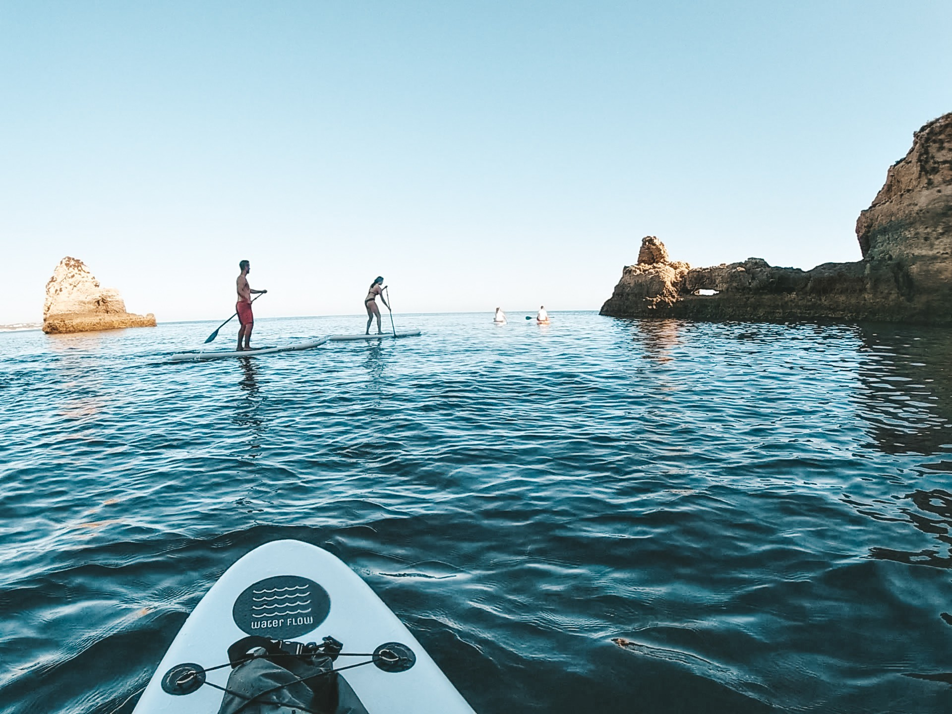 Rent stand up paddle SUP Portimão, Praia da Rocha, Alvor e Ferragudo