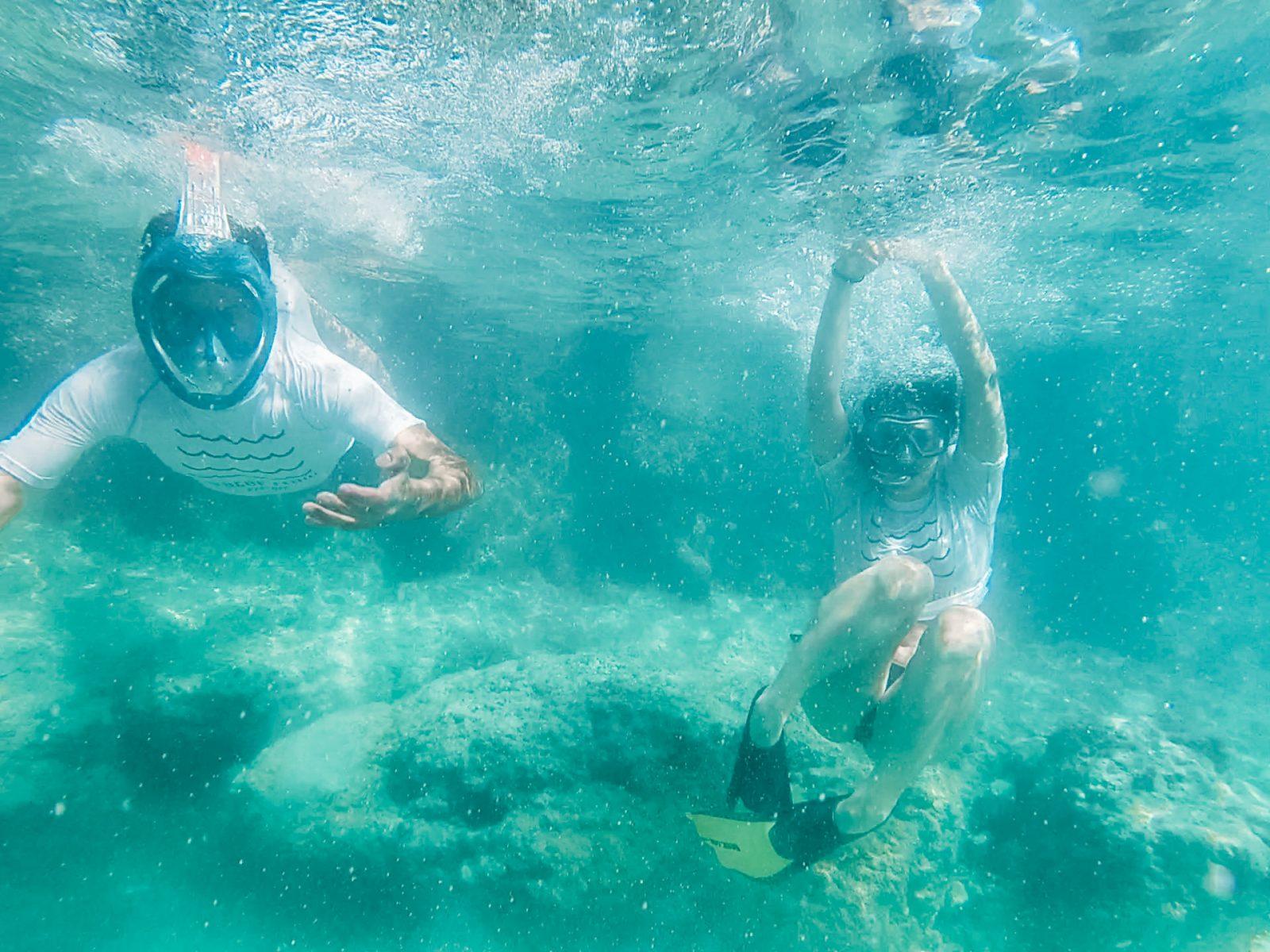Diving in Algarve